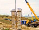 Керченский мост и трасса «Таврида» скоро сомкнуться: появились свежие кадры