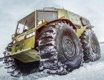Русский вездеход «Шерп» совершит грандиозную экспедицию по Заполярью