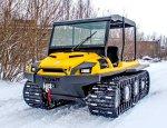 В России представлен новый вездеход ARMOR