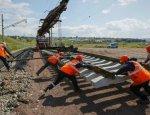 Ни себе ни людям: Украина разбирает железную дорогу в Россию