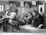 Дореволюционные крестьяне стали быстро богатеть и лучше питаться после 67г.