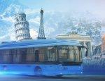 Саратовский троллейбус покорил Россию, на очереди весь мир