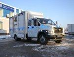 ГАЗ представил автомобиль для нужд конной полиции МВД на базе ГАЗон Next