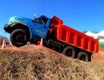 Высочайшая проходимость: Новейший Урал Next с блеском покорил бездорожье