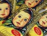 Шоколадная Алёнка для 1,374 миллиарда китайцев