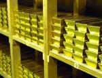 Российские банки начали экстренно избавляться от золота