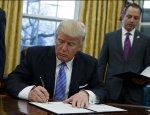 Трамп «топит» Транстихоокеанское партнерство