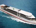Названа дата спуска на воду первого в России круизного лайнера