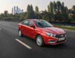 Lada Vesta подстегнула рост продаж русских авто в Европе