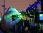 Золотой лазер отечественного производства совершил прорыв в нанотехнологиях