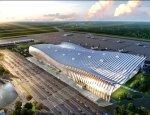 Строительство крупнейшего на юге России аэропорта идет ударными темпами