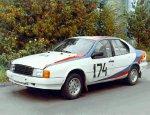 Уникальный в своём роде ГАЗ-3105: спорт-модицифкация легендарной «Волги»