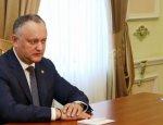 Президент Молдовы против договоренности своего премьера с Порошенко