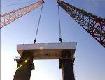 Видны все детали: Подъем фарватерных опор Керченского моста сняли с воздуха
