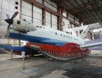 «Авиакорабли России»: обновленный экраноплан «Орион-20» учат летать