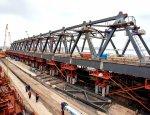 Построено более половины Керченского моста
