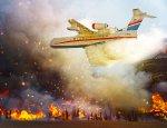 Русские «амфибии» отлично показали себя: новый заказ на самолёты Бе-200