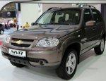 Названа дата производства нового внедорожника Chevrolet Niva