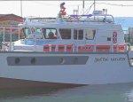 В Керчи спустили на воду новый катер для МЧС России