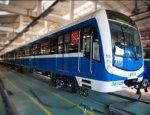 Метрополитен Санкт-Петербурга получил очередной состав проекта «НеВа»