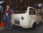 «Буханка» на дорогах Японии. Honda выпустила копию российского УАЗа