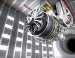 Самый большой авиадвигатель в мире GE9X прошел испытания