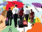 Страны-доноры: Прибалтика - рынок гастарбайтеров для ЕС