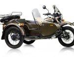 Россия представила необычную версию мотоцикла «Урал» для рынка США