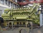 Новый двигатель 28-9ДГ – мощное «сердце» ледокола «Иван Папанин»