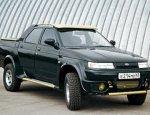 Автомобильный монстр от «АВТОВАЗа»: гибрид «Нивы» и «Лады» удивил россиян
