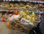 Минимальный набор продуктов питания подорожал до 3726 рублей
