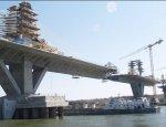 Виды Керченского моста с катера: стремительный ход «стройки века»