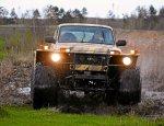 Автомобильный завод в Тольятти выпустил невероятный вездеход на базе «Нивы»