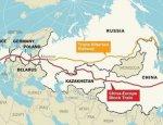 Новый шёлковый путь обходит Украину стороной