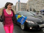 Из-за кризиса на Украине резко выросло количество проституток