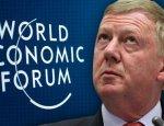Чубайс: Давос в ужасе от Трампа, но глобализм и либерализм хоронить рано