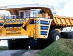 Российский двигатель для БелАЗа: карьерный гигант будет работать на метане