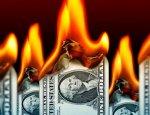 Гуляют все! Экономические похороны США