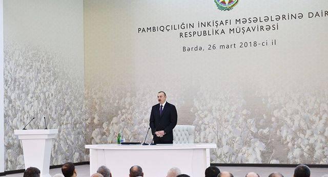 Азербайджан  & Узбекистан: Битва за хлопковый рынок