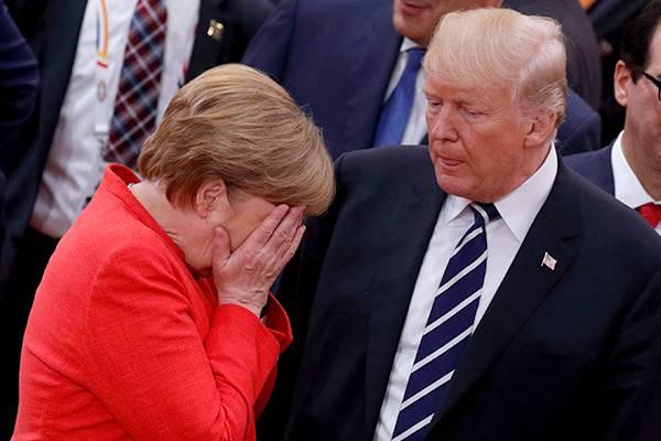 «Северный поток-2» - ключ к господству Германии