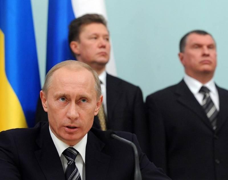 Иранские СМИ: как Путин взял под контроль нефть и газ России