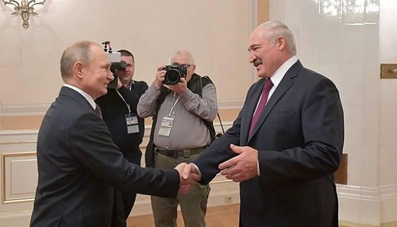 Resultado de imagem para Белорусские СМИ: Путин «посадил» нашу экономику на «кашу и воду»